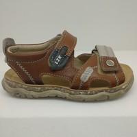 Chaussures Garçon Sandales et Nu-pieds Little Mary 55670105 MOCA Marron