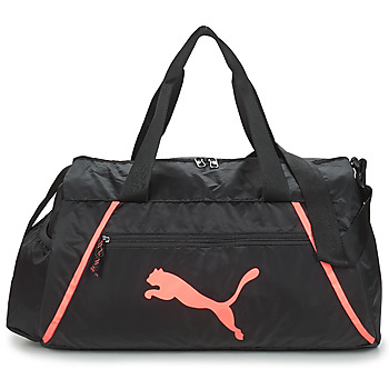 Sacs Femme Sacs de sport Puma AT ESS barrel bag Pearl Noir / Rose