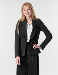 Vêtements Femme Vestes / Blazers Morgan VETINI Noir