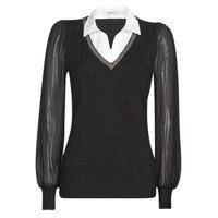 Vêtements Femme Pulls Morgan MVANI Noir