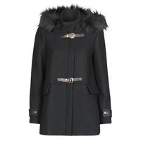 Vêtements Femme Manteaux Morgan GCALIS Noir