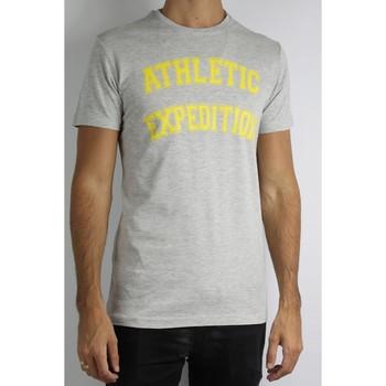 Vêtements Homme T-shirts manches courtes Kebello T-Shirt manches courtes H Gris Gris