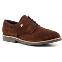 Chaussures Homme Derbies Iberico Shoes  Marron
