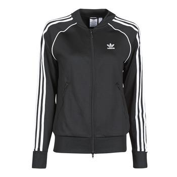 Vêtements Femme Vestes de survêtement adidas Originals SST TRACKTOP PB Noir