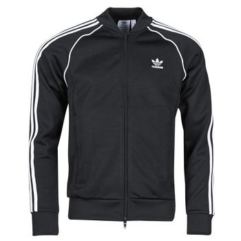 Vêtements Homme Vestes de survêtement adidas Originals SST TT P BLUE Noir