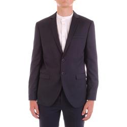 Vêtements Homme Vestes / Blazers Selected 16066442 bleu