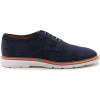 Chaussures Homme Derbies Stonefly CHAUSSURE DERBY ANDY 2 HOMME VELOUR Blu