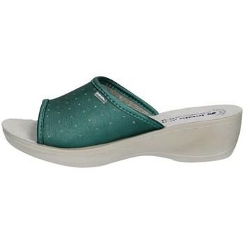 Chaussures Femme Mules Inblu I Bianchi PL 45N ACQUAMARINA