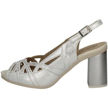 Chaussures Femme Sandales et Nu-pieds Pitillos 6161 ARGENT