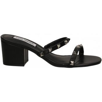 Chaussures Femme Sandales et Nu-pieds Steve Madden ISME LEATHER black