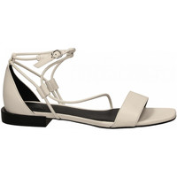 Chaussures Femme Sandales et Nu-pieds What For SHINA-15 ivory