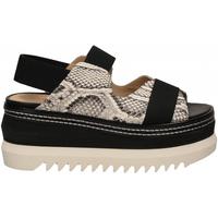 Chaussures Femme Sandales et Nu-pieds Laura Bellariva PITONE WASH roccia