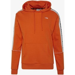 Vêtements Homme Sweats Fila Sweat Homme Tefo Orange