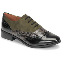 Chaussures Femme Derbies Moony Mood NOULIME Kaki