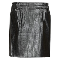 Vêtements Femme Jupes Molly Bracken T1141H20 Noir