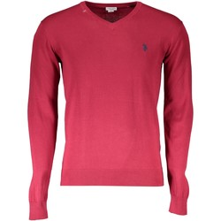 Vêtements Homme Pulls U.S Polo Assn. 56516 51727 rouge 159
