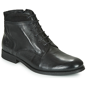 Chaussures Homme Boots Kost HOWARD 35 Noir