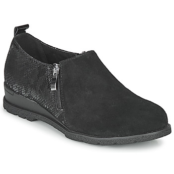 Chaussures Femme Derbies Damart 64290 Noir