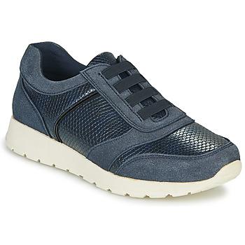Chaussures Femme Baskets basses Damart 63737 Bleu