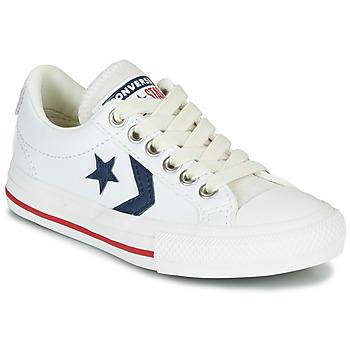 Chaussures Enfant Baskets basses Converse STAR PLAYER EV - OX White