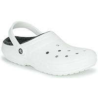 Chaussures Sabots Crocs CLASSIC LINED CLOG White