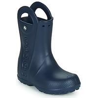Chaussures Enfant Bottes de pluie Crocs HANDLE IT RAIN BOOT Navy