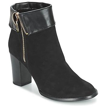 Bottines / Boots Moony Mood FRISETTE Noir 350x350