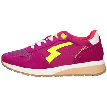 Chaussures Femme Baskets basses Run2Me 8108pp275 Violet clair