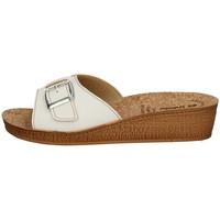 Chaussures Femme Mules Inblu DI 68 BLANC