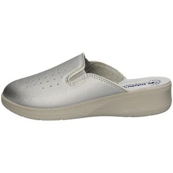 Chaussures Femme Sabots Inblu I Bianchi 50 34N ARGENT