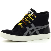 Chaussures Baskets montantes Onitsuka Tiger Claverton MT Black/Grey