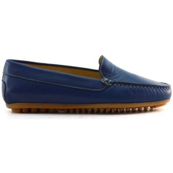 Chaussures Femme Mocassins Mastro Domenico Venezia elite blu Multicolore