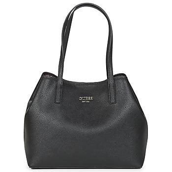 Sacs Femme Cabas / Sacs shopping Guess VIKKY TOTE Noir
