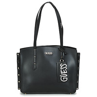 Sacs Femme Cabas / Sacs shopping Guess TIA GIRLFRIEND CARRYALL Noir