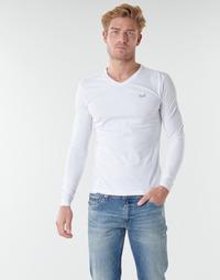 Vêtements Homme T-shirts manches longues Kaporal VIFT Noir-Blanc