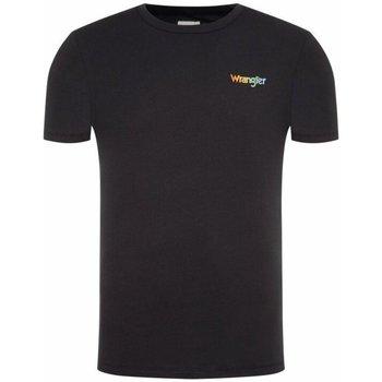 Vêtements Homme T-shirts & Polos Wrangler T-shirt  Good times bleu