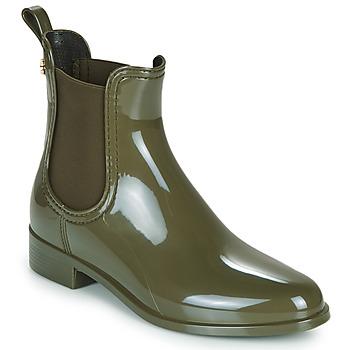 Chaussures Femme Bottes de pluie Lemon Jelly COMFY Kaki