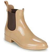 Chaussures Femme Bottes de pluie Lemon Jelly PISA Beige