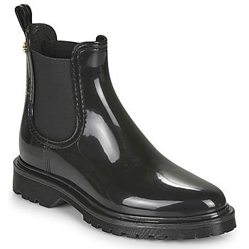 Chaussures Femme Bottes de pluie Lemon Jelly BLOCK Noir
