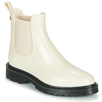 Chaussures Femme Bottes de pluie Lemon Jelly BLOCK Blanc