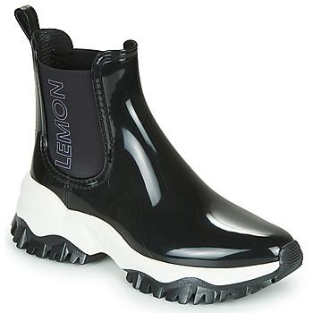 Chaussures Femme Bottes de pluie Lemon Jelly JAYDEN Noir