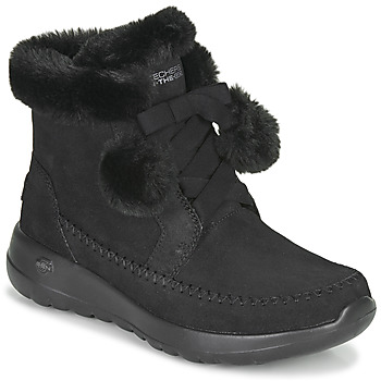 Chaussures Femme Boots Skechers ON-THE-GO JOY Black