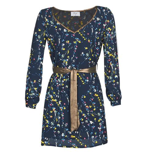 Vêtements Femme Robes courtes Betty London LIOR Marine