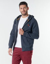 Vêtements Homme Sweats Timberland E-R Basic Reg Zip Marine