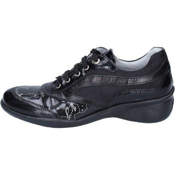 Chaussures Fille Baskets basses 1A Classe Alviero Martini BM356 Noir