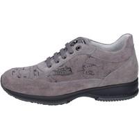 Chaussures Fille Baskets basses 1A Classe Alviero Martini BM357 Gris