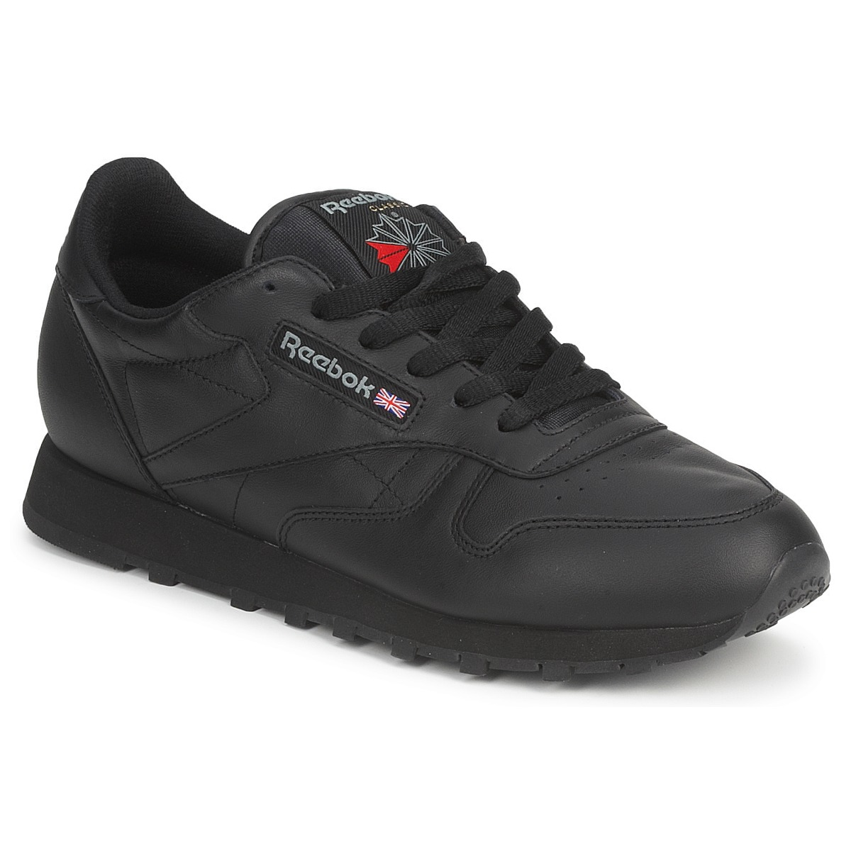 reebok classic classic leather noir chaussures baskets basses femme 69 99
