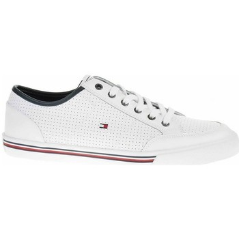Chaussures Homme Baskets basses Tommy Hilfiger FM0FM02677YBS Blanc