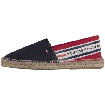 Chaussures Homme Espadrilles Tommy Hilfiger TOMMY JEANS BRANDED blue