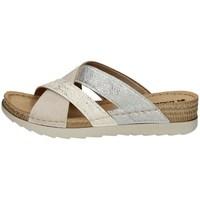 Chaussures Femme Sandales et Nu-pieds Inblu OF 20 BLANC